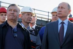 Друзья Путина лишились самолетов из-за удара США