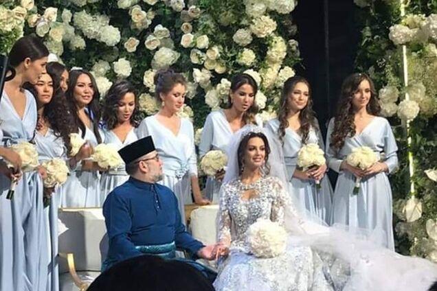 Король Малайзии разводится с ''Мисс Москва-2015''? Появились противоречивые данные