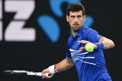 Найкращий тенісист світу втратив самовладання через питання про суперника