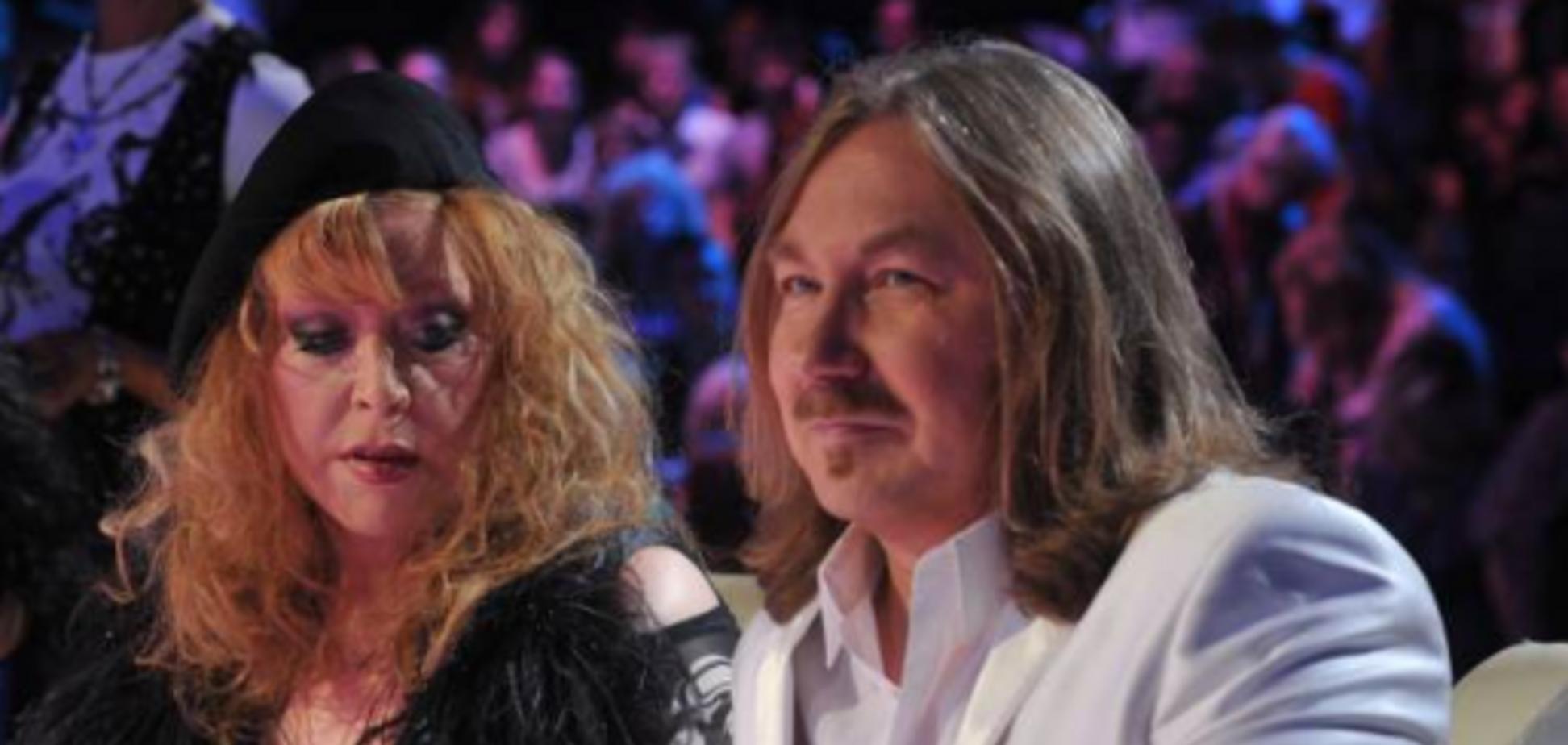 Пугачева и Николаев