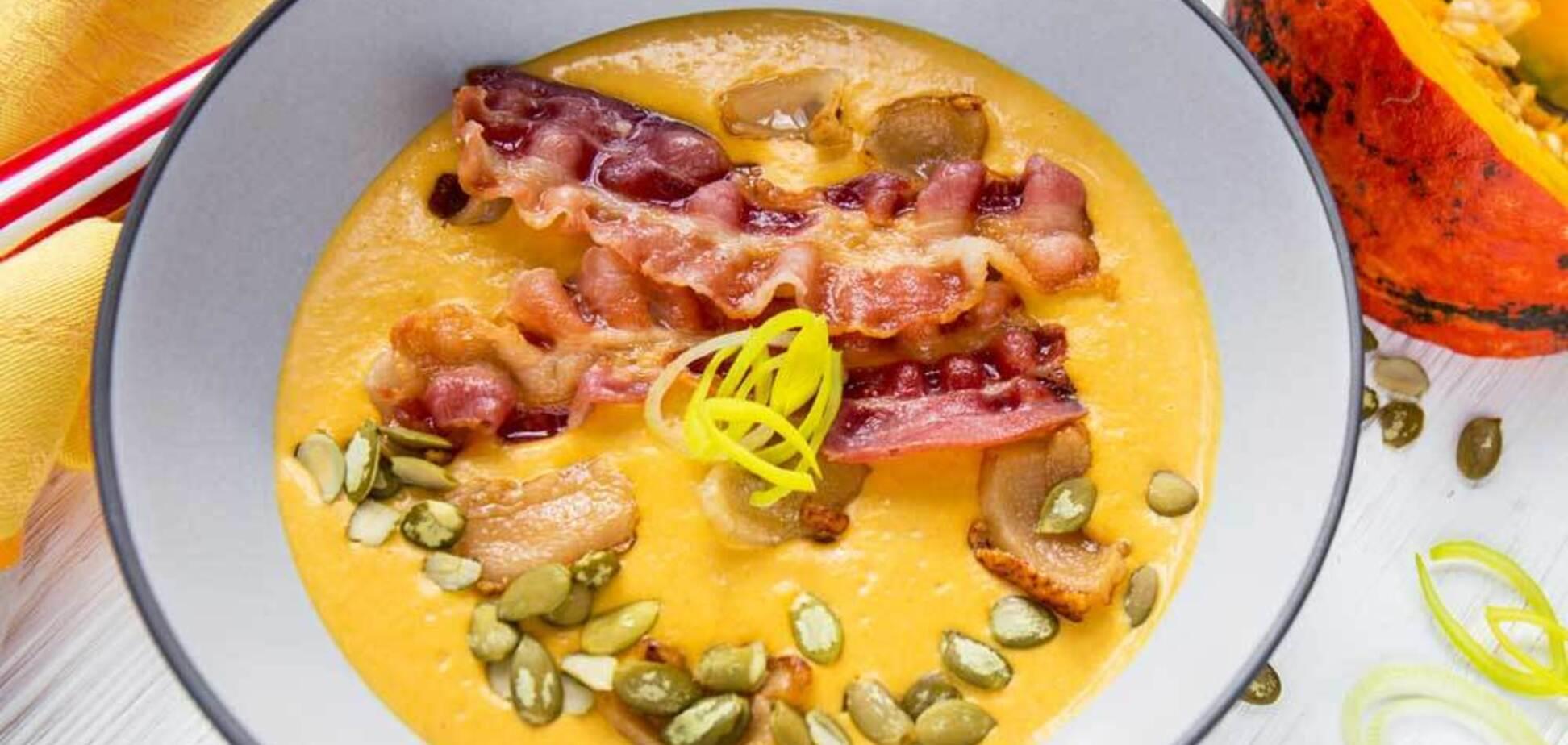 ''Занадто ніжний і насичений'': відомий кулінар поділився рецептом гарбузового крем-супу