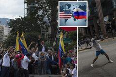 На грани войны. Что творится в Венесуэле и как по России нанесли ''удар''