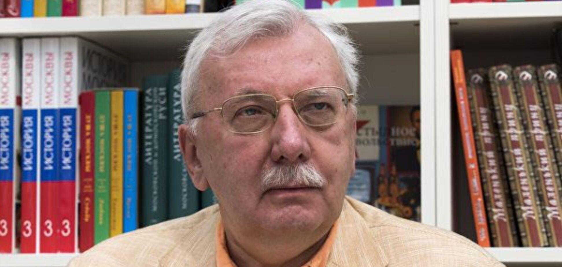 ''Вскрыть язву до конца!'' Декан МГУ оскандалился речью о распаде Украины