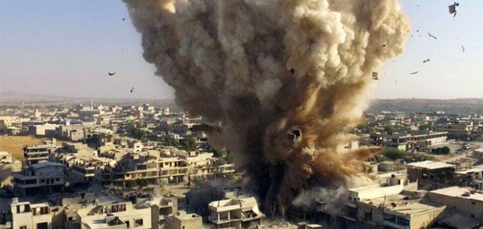Возле посольства России: в Сирии произошел мощный взрыв