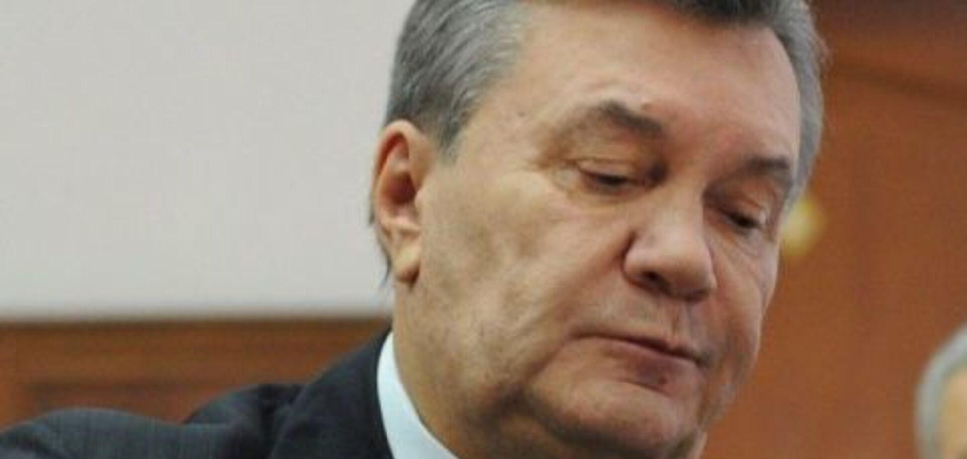 Суд у Києві виніс вирок Януковичу: який термін отримав екс-президент