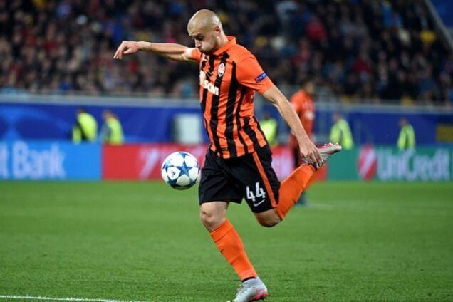 Зенит предложил 10 млн за футболиста сборной Украины