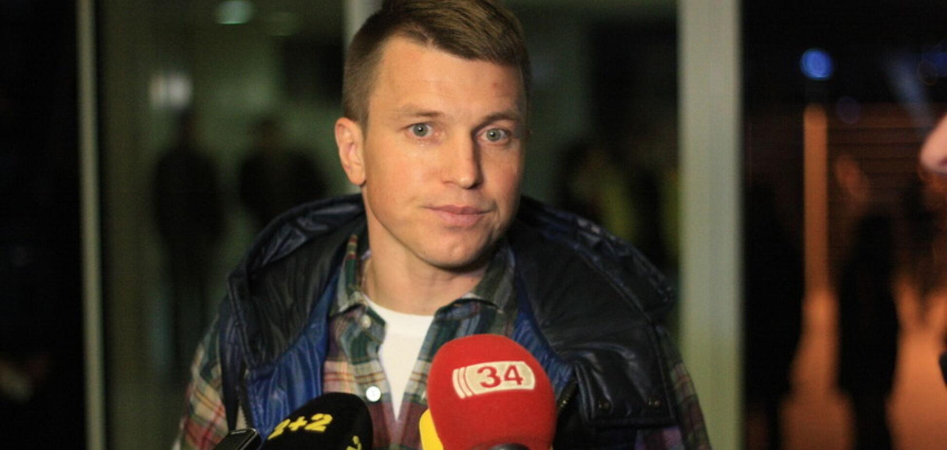 ''Неожиданно позвонил Шевченко'': Ротань рассказал о ''шоке от сборной Украины''
