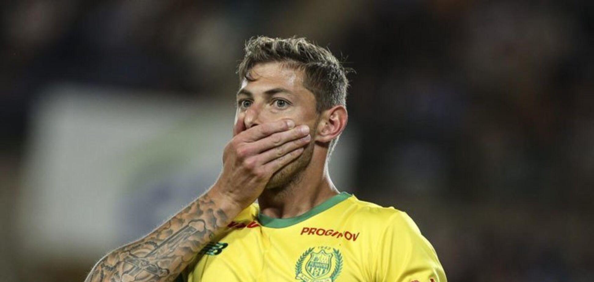Зникнення футболіста АПЛ: з'явилася реакція рідних на заяву поліції
