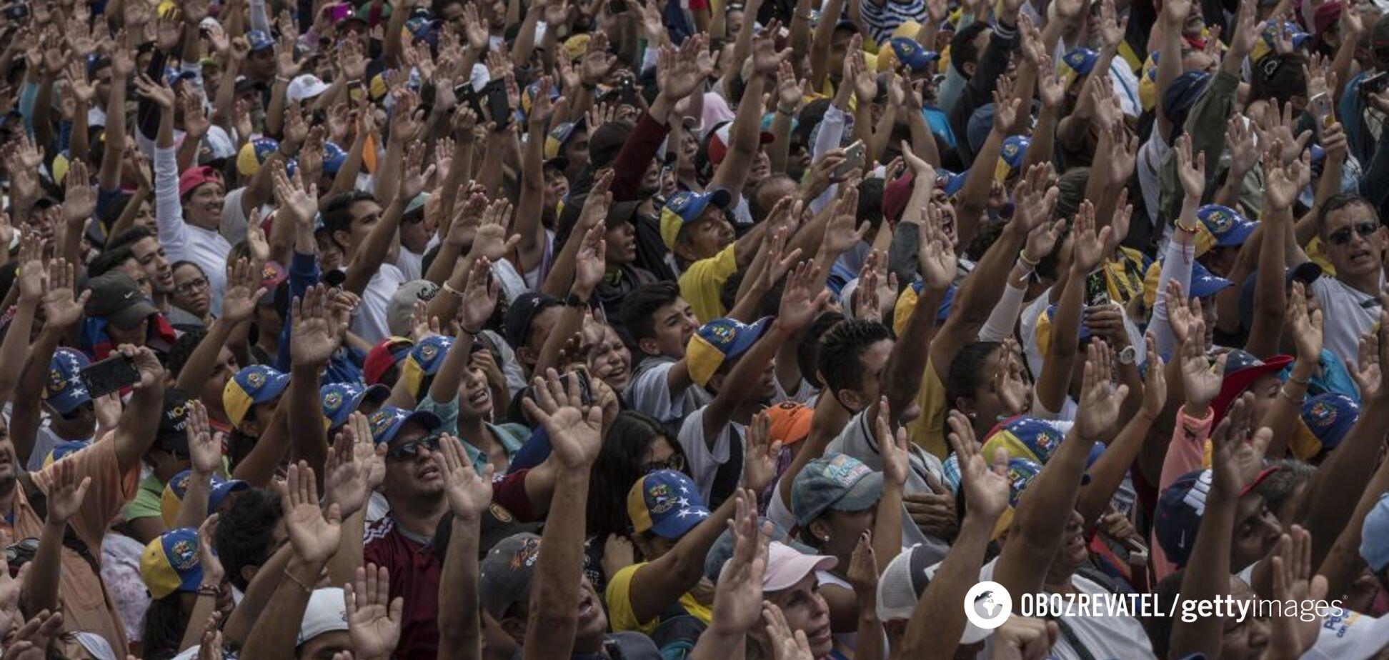 Не дай бог Венесуэла будет возвращать долги России