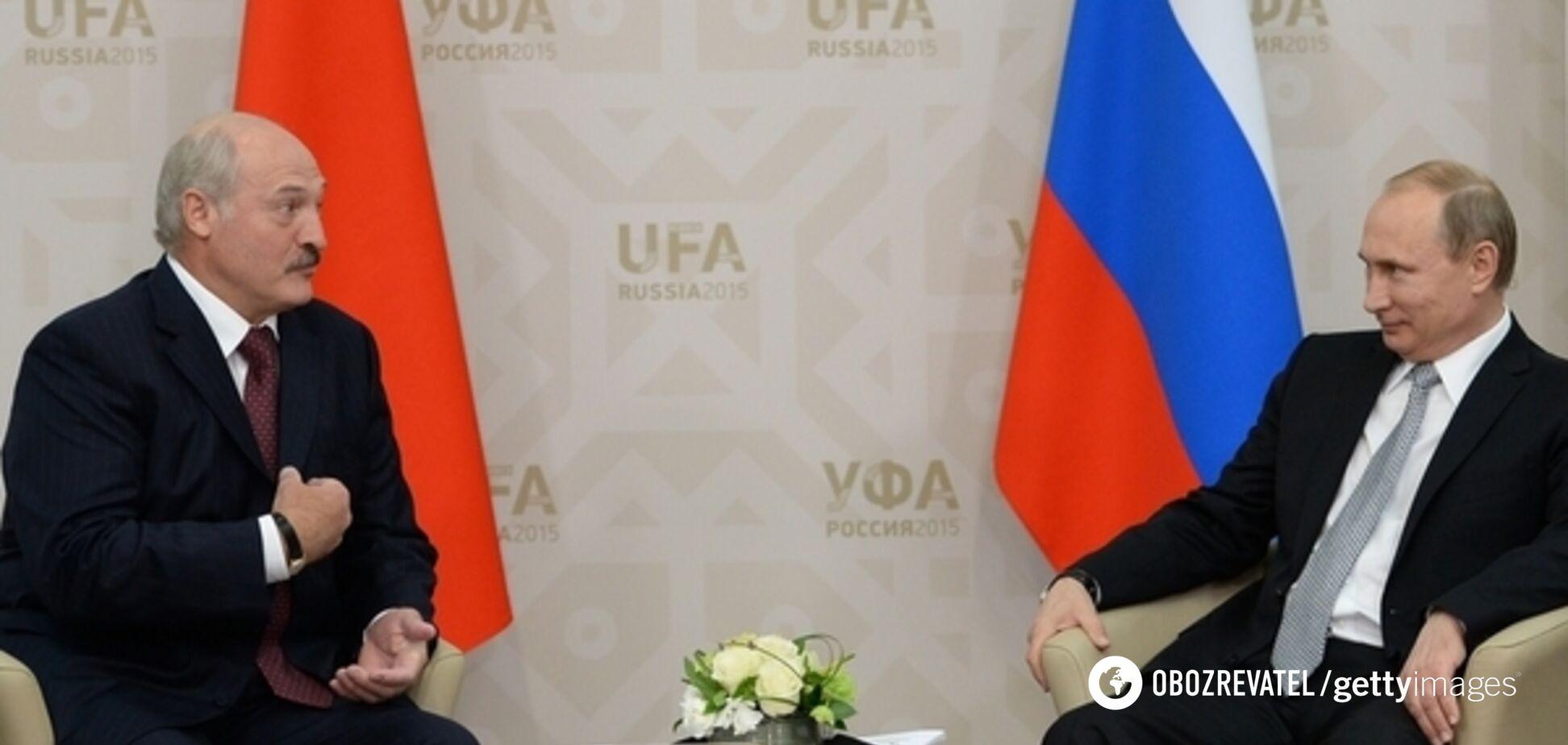 Оккупанты захотели втянуть Лукашенко в решение проблем Крыма