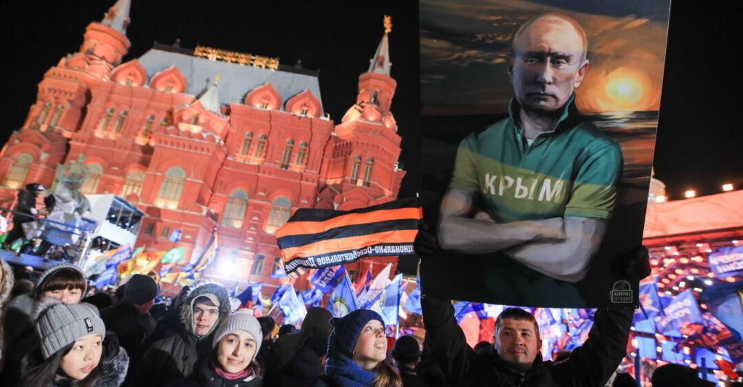 ''Украина должна согласиться на оккупацию''