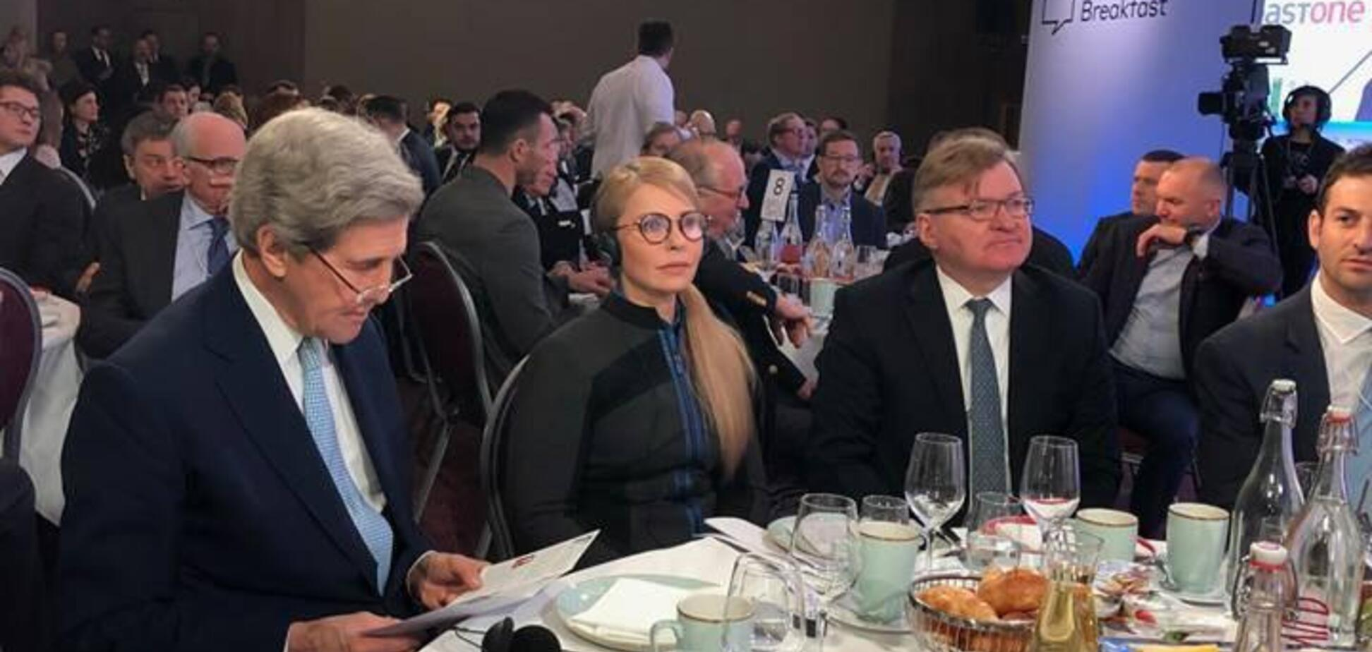 Тимошенко: Украине нужны глубинные системные изменения