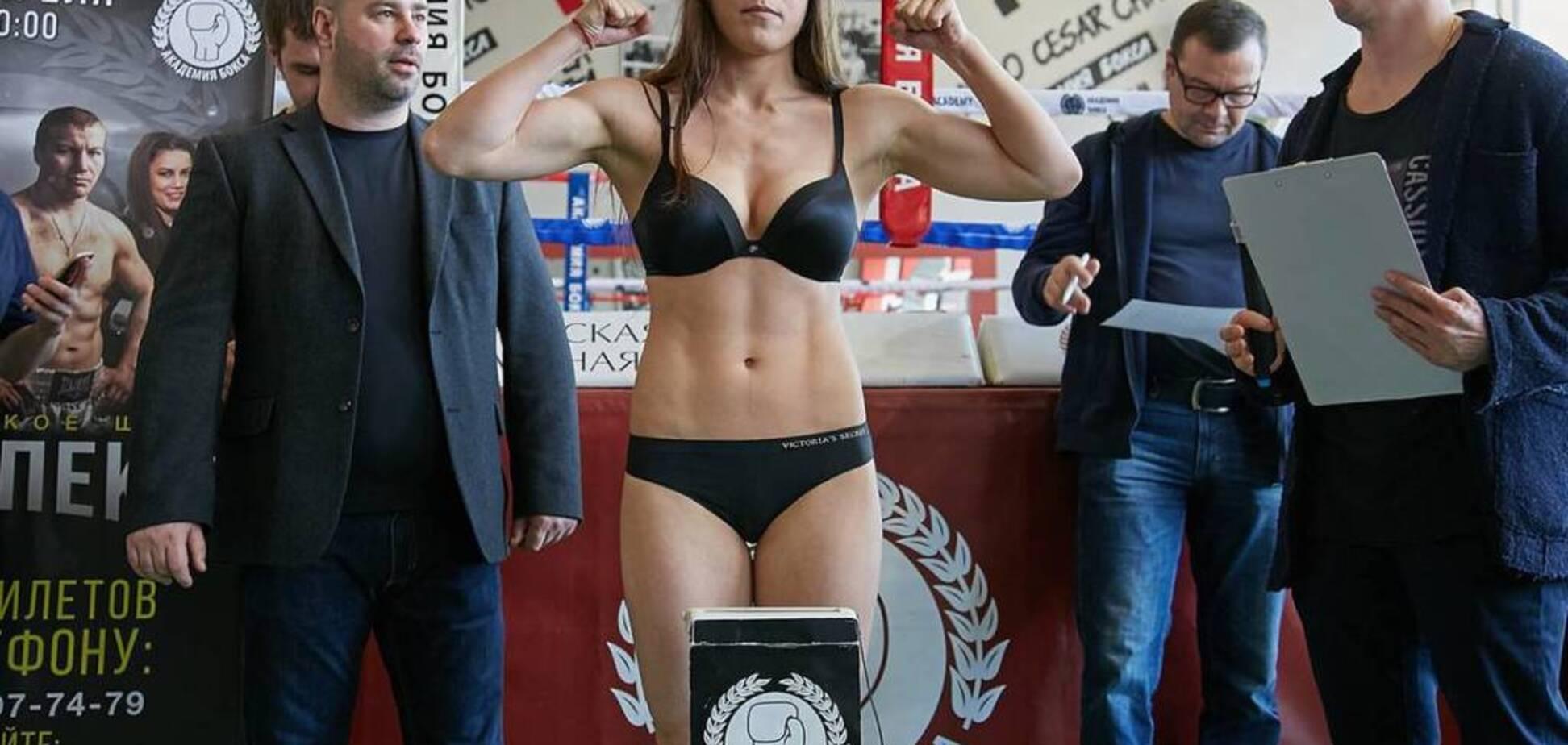 Чемпіонка світу з боксу вирішила побити Шнура через Волочкову