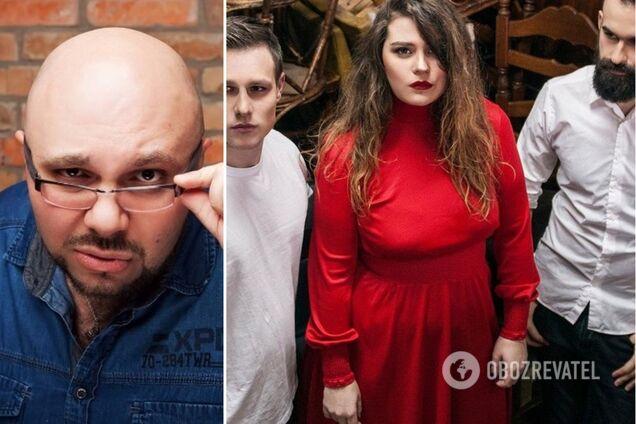 Продюсер назвал слабые стороны KAZKA для Евровидения