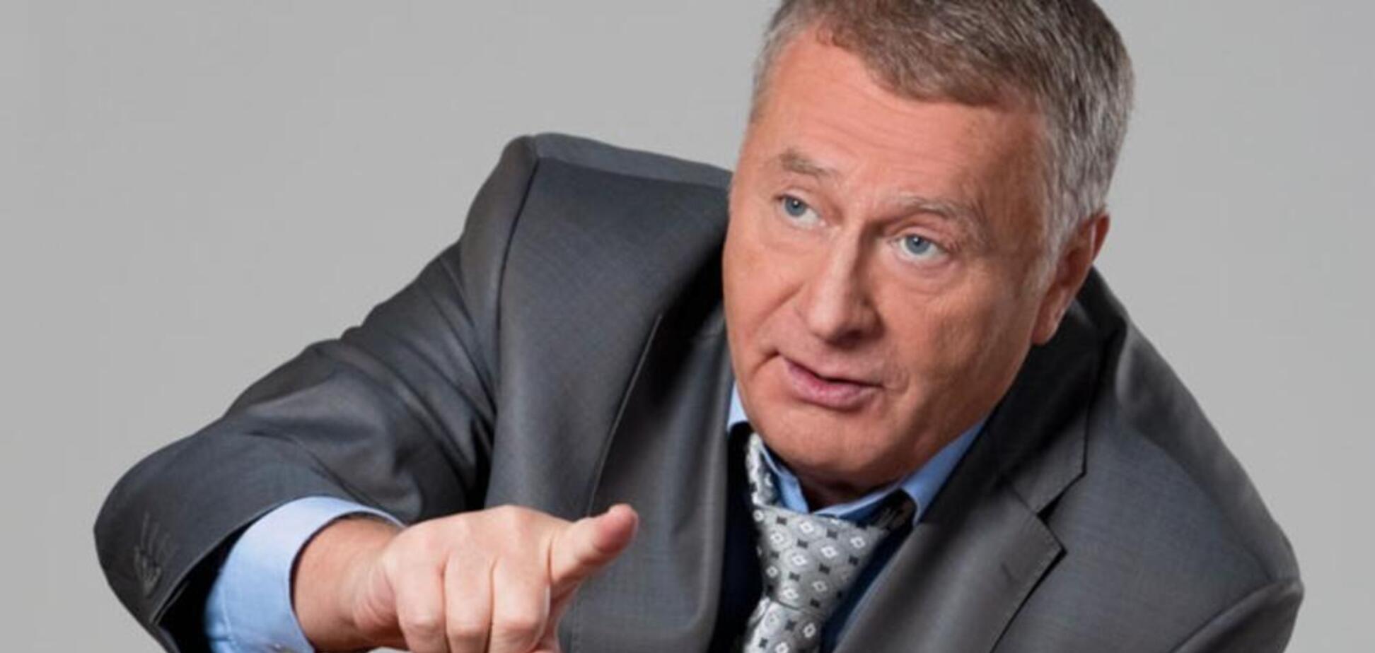 ''Зустрічатимуть з квітами'': Жириновський видав новий маразм про вторгнення в Україну