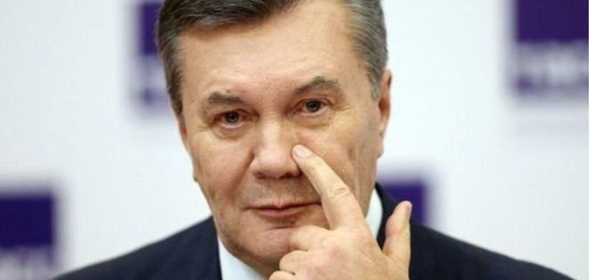 Дело Януковича: следствие сработало не просто на 'пятерочку'