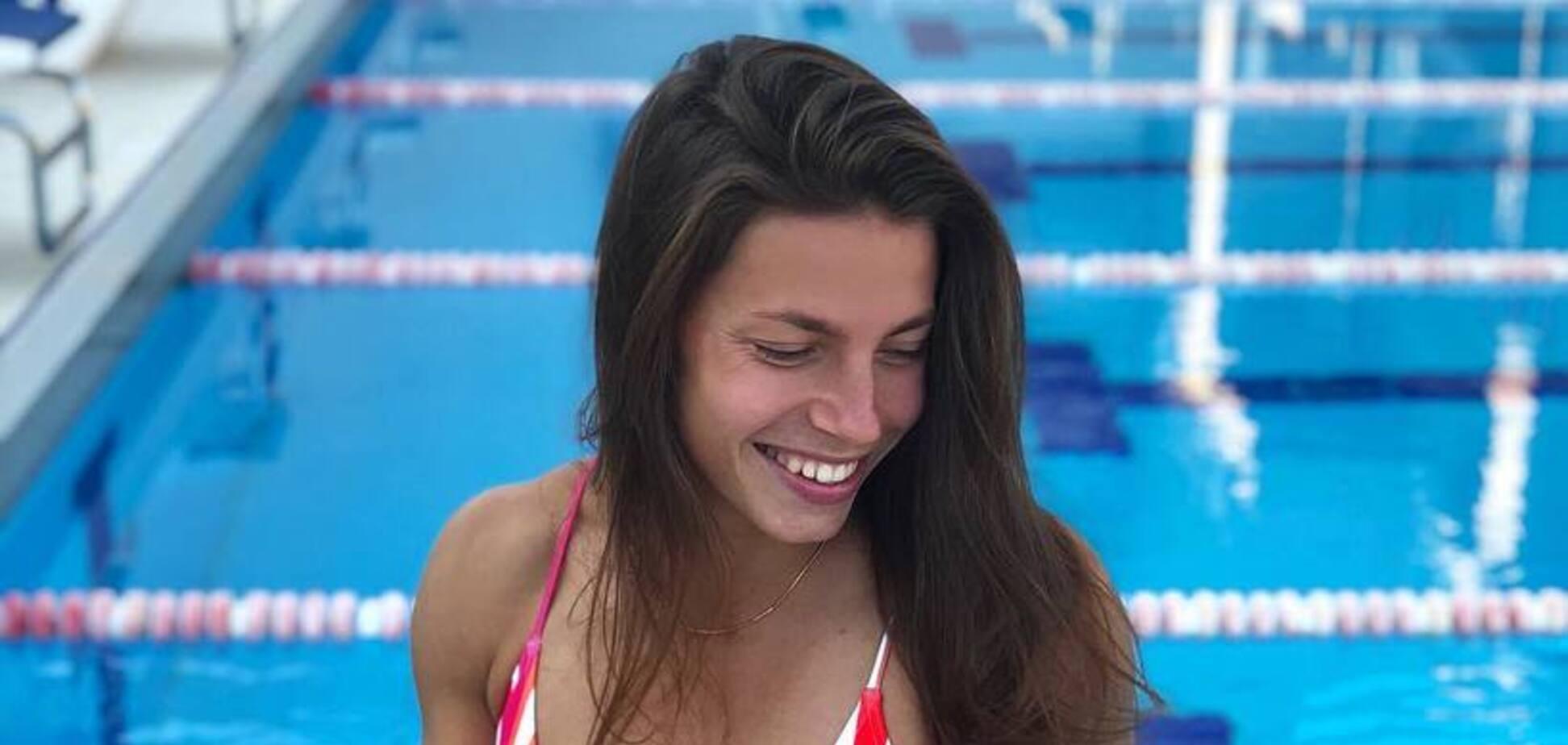 ''Я в ах*ї'': українська спортсменка вразила мережу напівголим фото