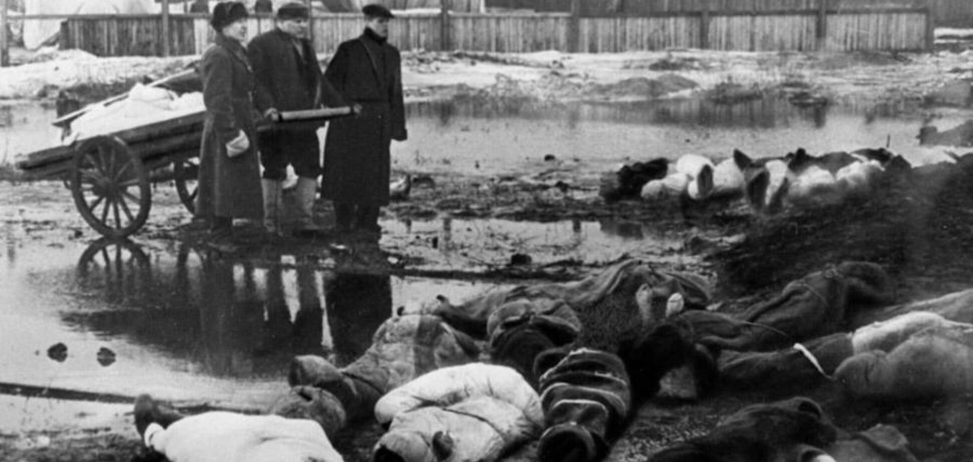 Миф о ''Блокаде Ленинграда''
