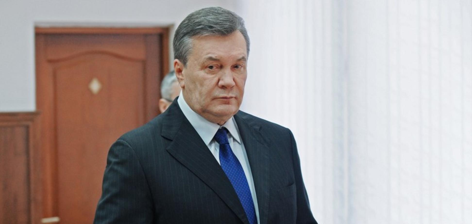 Приговор Януковичу имеет важнейшее историческое значение