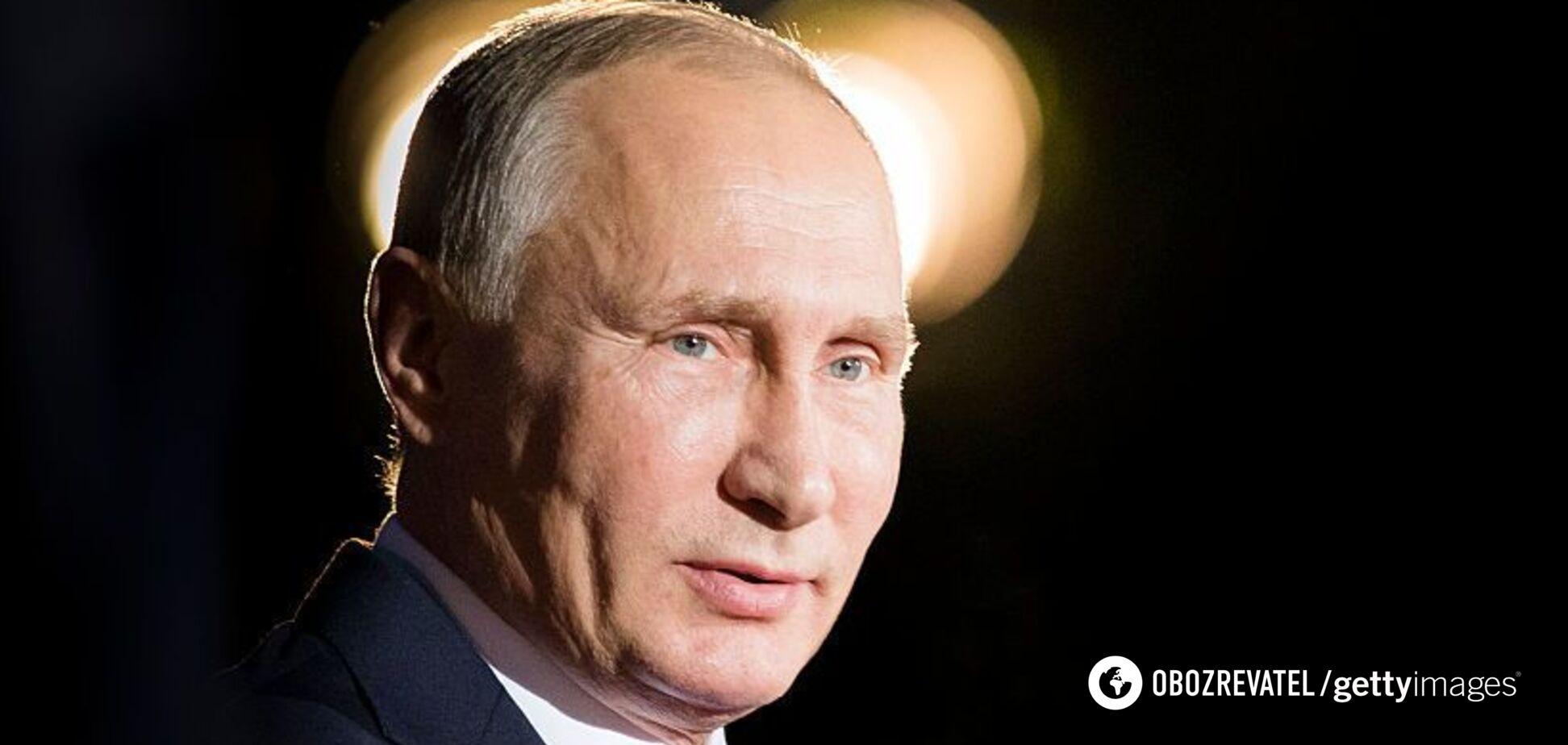 История болезни Путина