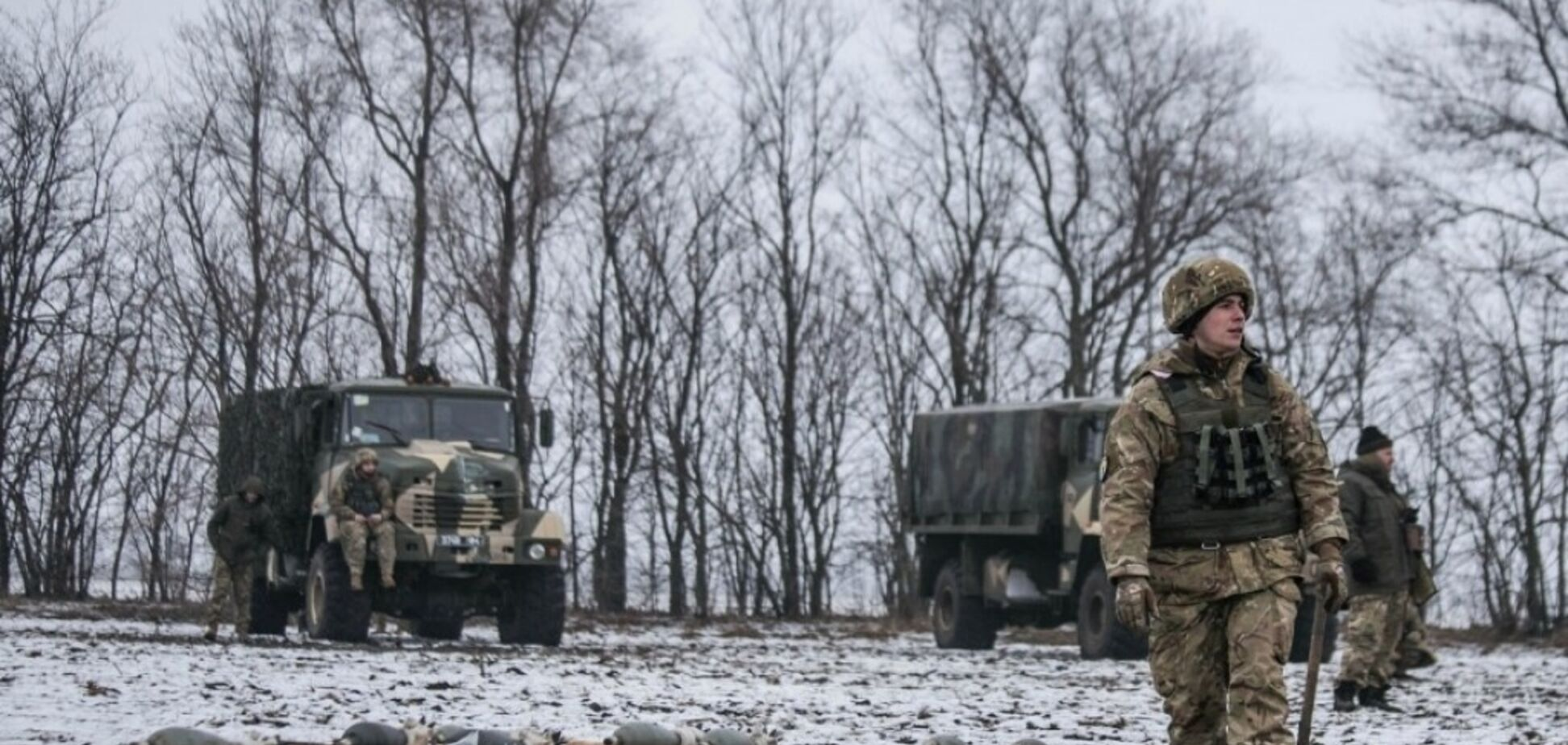 Террористы атаковали ВСУ на Донбассе, но получили по зубам: много жертв