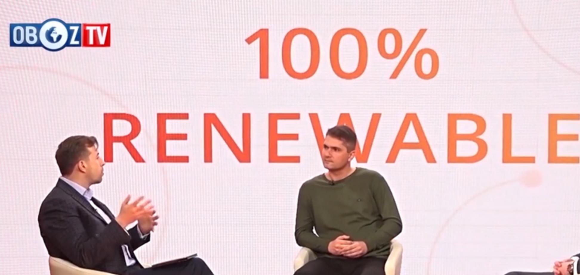 Почему Украине легче развивать зеленую энергетику, чем европейским странам