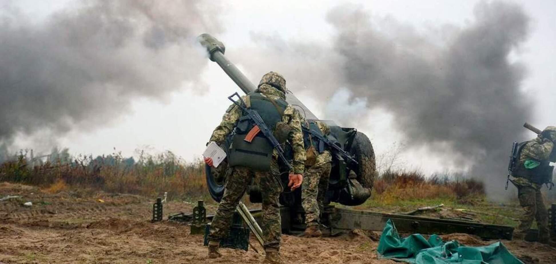 На Донбассе выпустили ракету по украинским военным: убит капеллан, много раненых