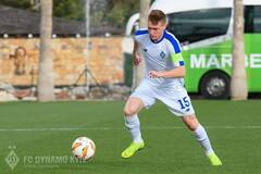 Київське 'Динамо' поступилося в останньому матчі першого збору