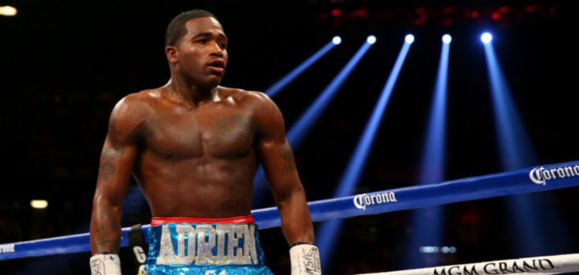 Екс-чемпіона світу з боксу оголосили в розшук