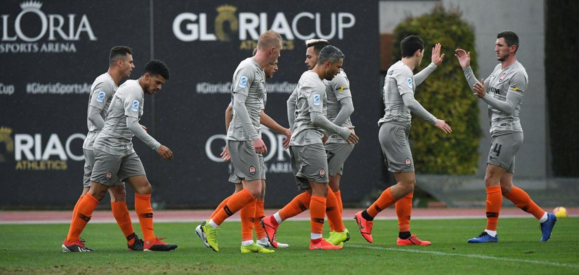 'Шахтар' обіграв суперника українського клубу в Лізі Європи