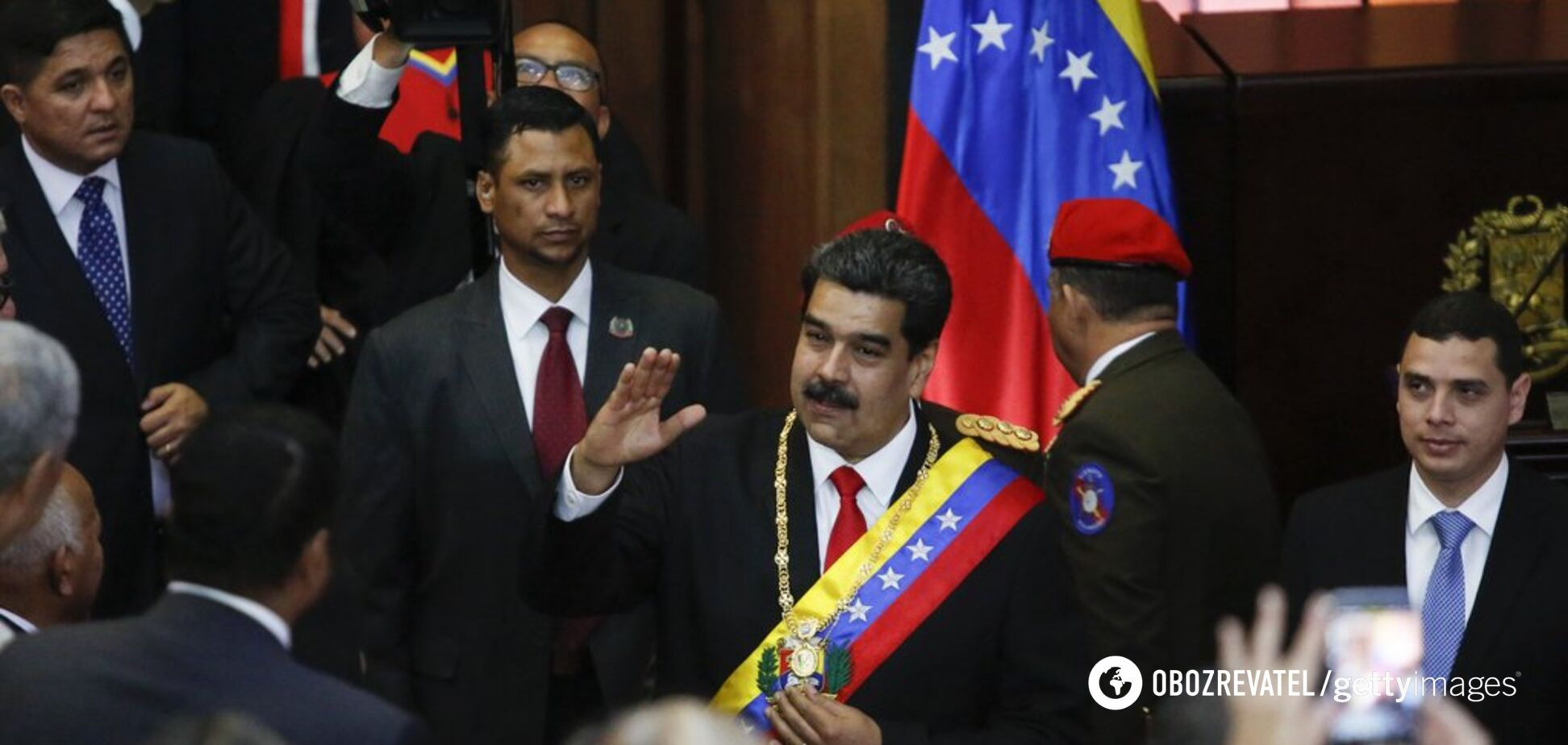 Чому падіння режиму Мадуро засмутить Кремль