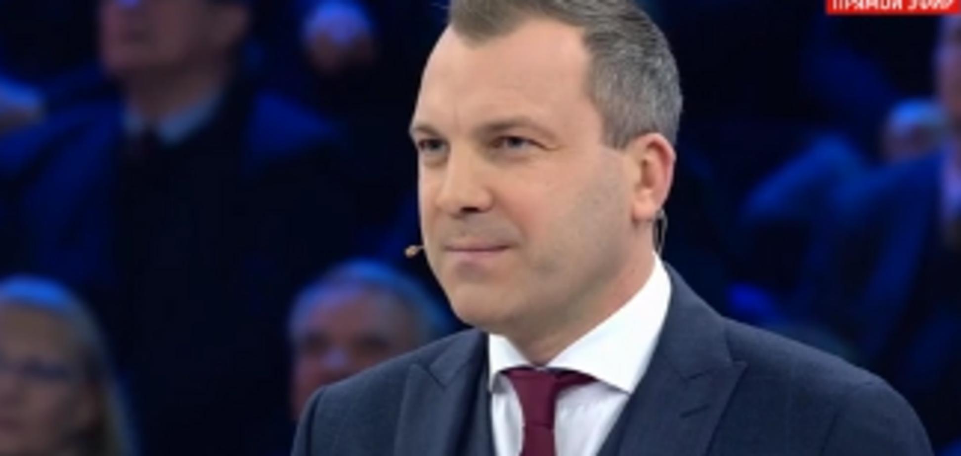 ''Рогулі!'' Чоловік приниженої в ПАРЄ Скабєєвої образив українців