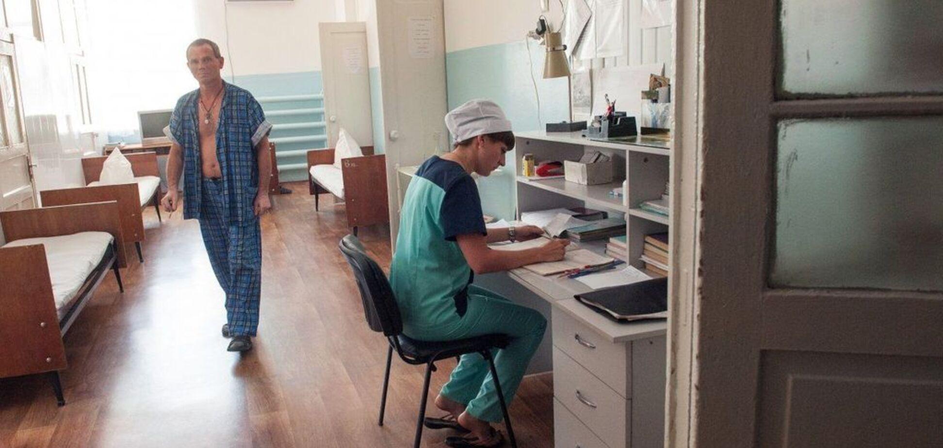 Росіянин влаштував стрілянину в українській лікарні