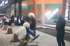 'Покалечили человека!' Неудачное похищение невесты на Кавказе сняли на видео