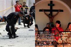 На Филиппинах взорвали католический собор во время мессы: 27 жертв. Жуткие фото