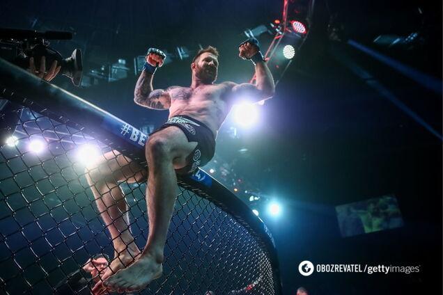 ''Да ну нах'': экс-чемпиона UFC поразил нокаут ''хрустальной бороды Емельяненко'' photo