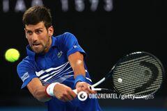 Фінал Australian Open завершився історичним рекордом