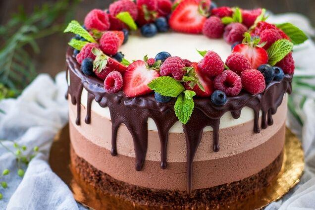 Перестали худеть? Съешьте торт! photo