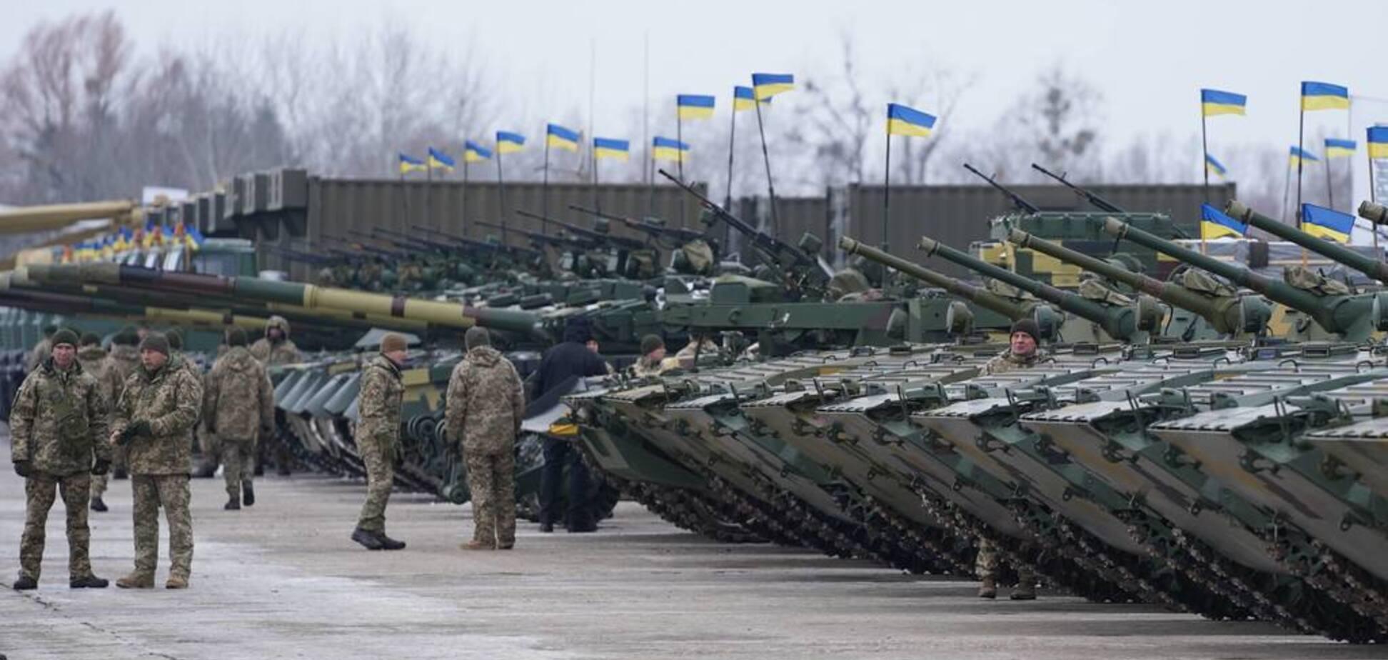 ''На случай открытой агрессии': ВСУ усилились резервной танковой бригадой