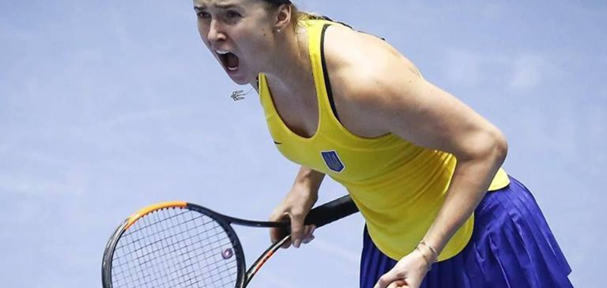 ''Очень непростое решение'': Свитолина объяснила отказ играть за сборную Украины