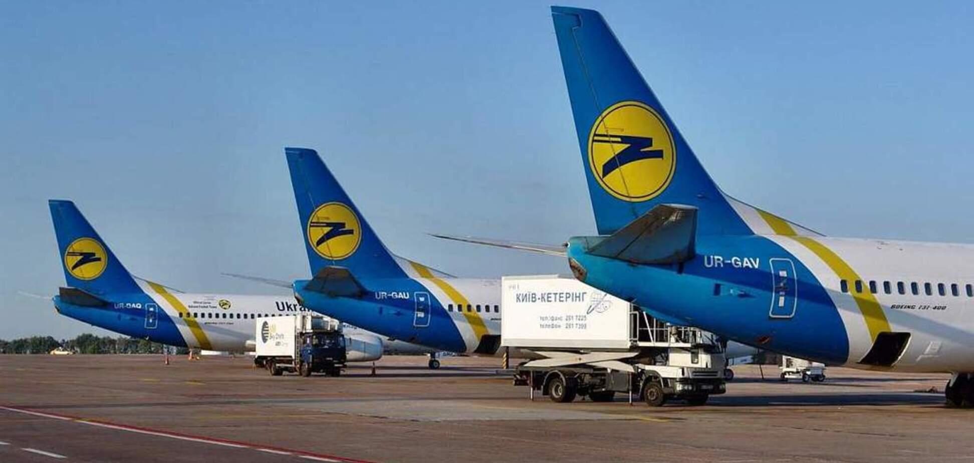 Рейс отменили: с украинским самолетом произошло ЧП из-за неизвестного вещества