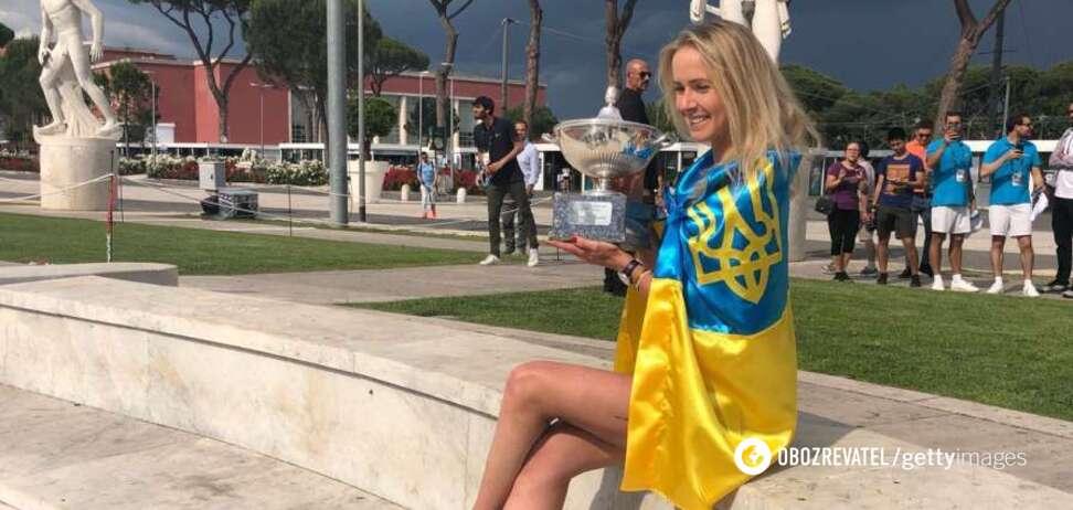 Світоліна викликала ажіотаж заявою про Україну