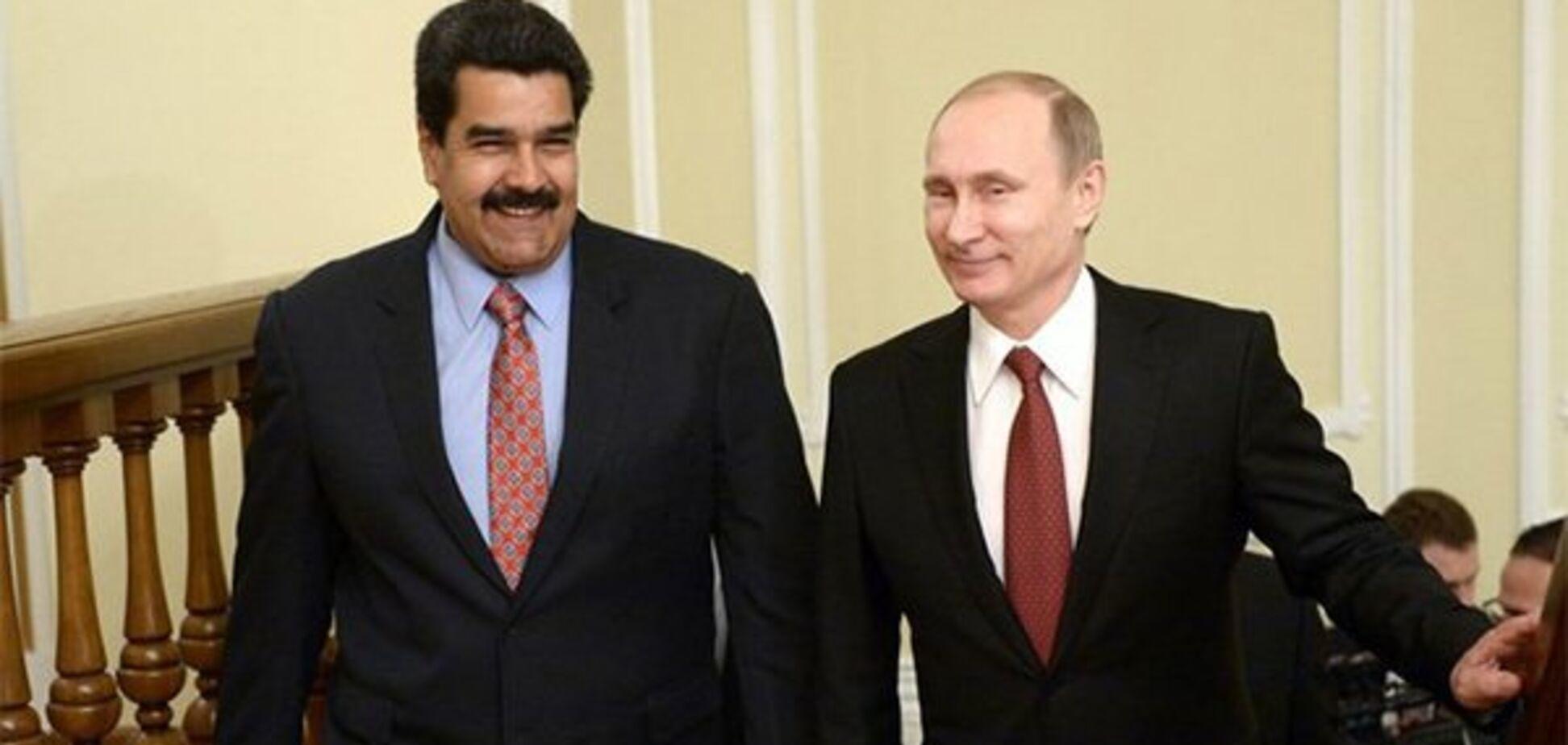 Як Росія захищає диктаторів по усьому світу
