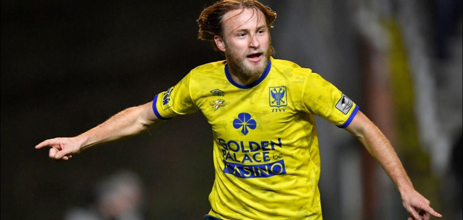 Українські футболісти встановили унікальний рекорд у Бельгії