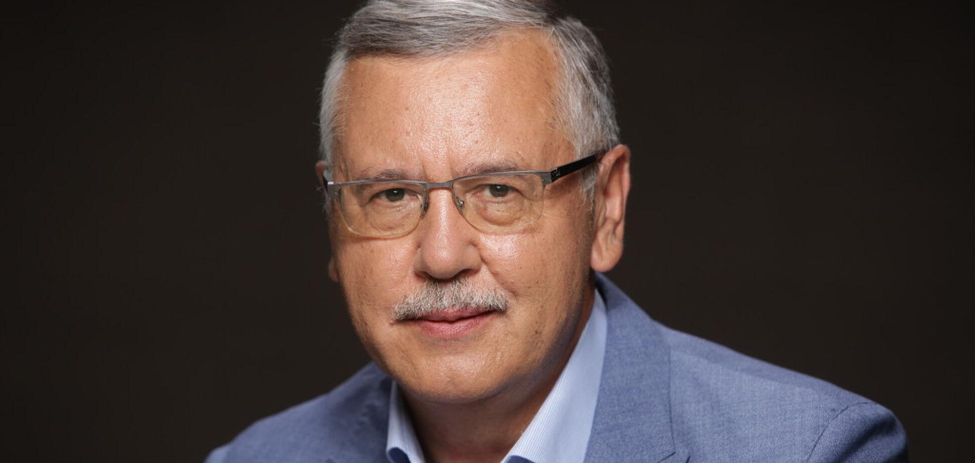 Гриценко повідомив, кого призначить главою СБУ в разі перемоги на виборах