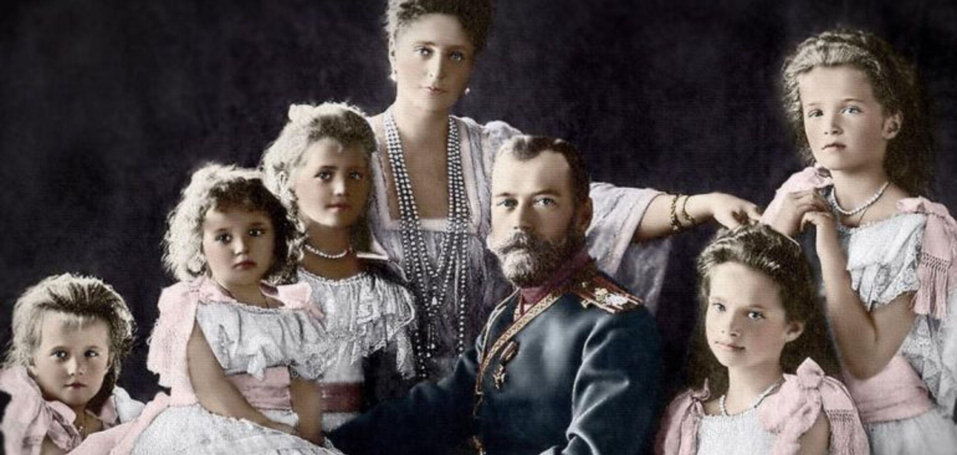 Историческая беда России