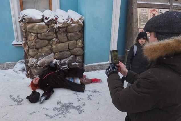 Реконструкція блокадного Ленінграду