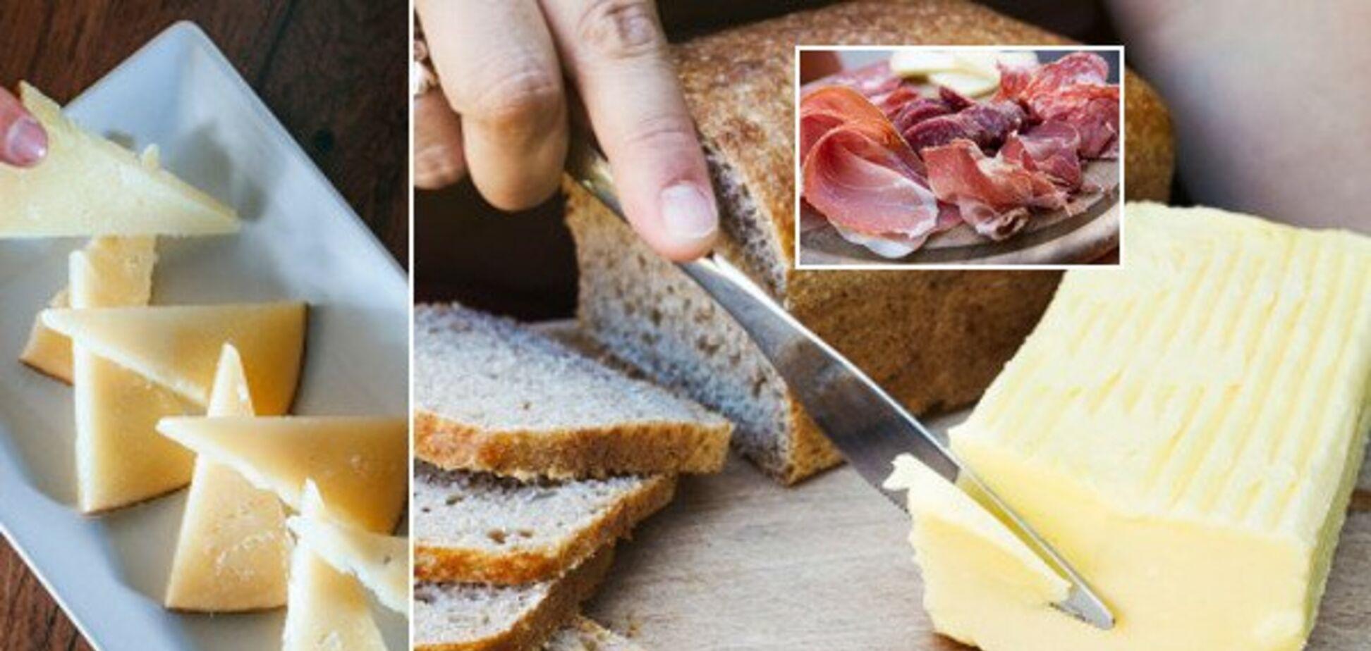 Мясо накалывают, а сыр может провоцировать рак: Украину заполонили опасные продукты-подделки