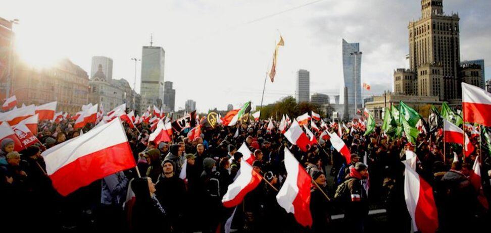 Польща програє війну Росії