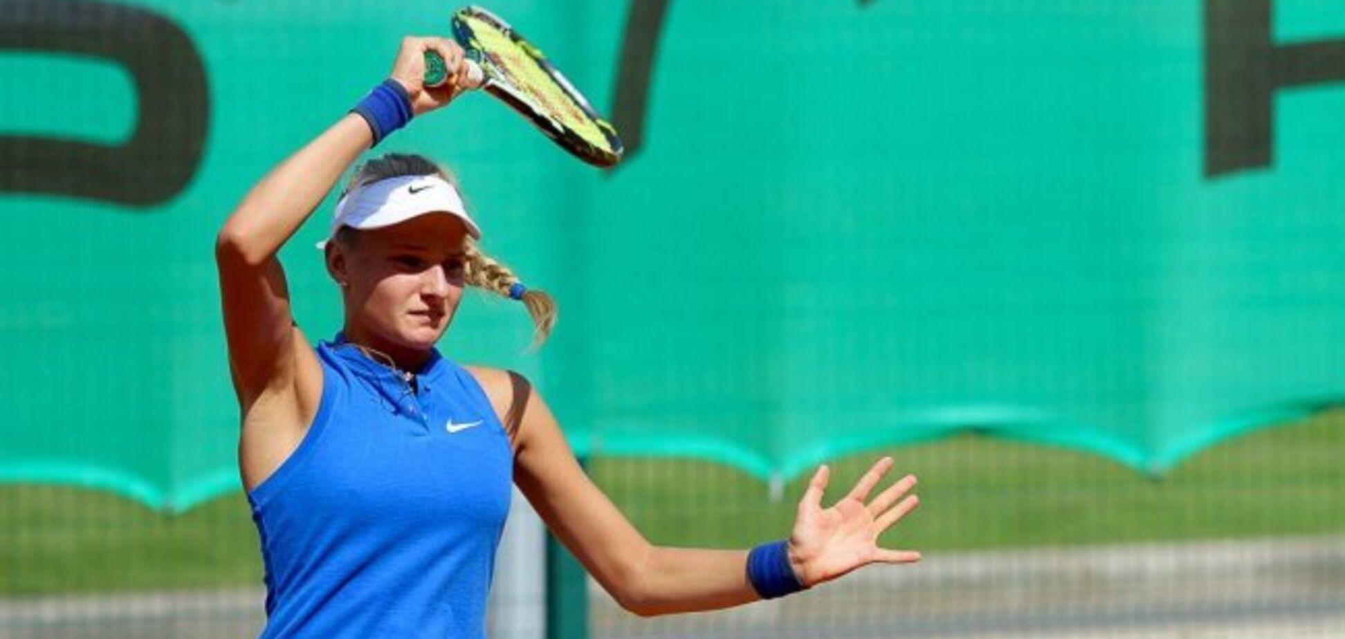Українська тенісистка прийняла остаточне рішення щодо гри за збірну